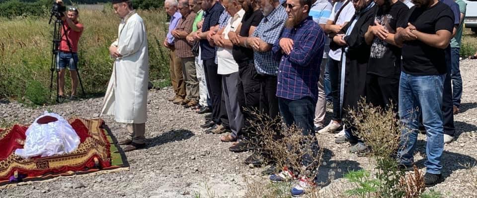 Heartfelt Condolences to Fallen Shamil Rumygin's Family