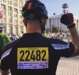 Муфтій Саід Ісмагілов проїхав «Київську сотку» та збирає велокоманду на наступний рік