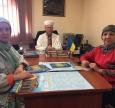 Представниці громади литовських татар — у гостях у ДУМУ «Умма»