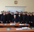 Саід Ісмагілов знову читав лекцію в православній богословській академії
