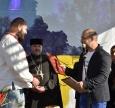 Мусульмани отримали подяку від КОДА за внесок у міжнаціональну злагоду