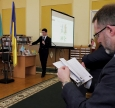 На презентації 6-ої книги молодого письменника Бекіра Аблаєва
