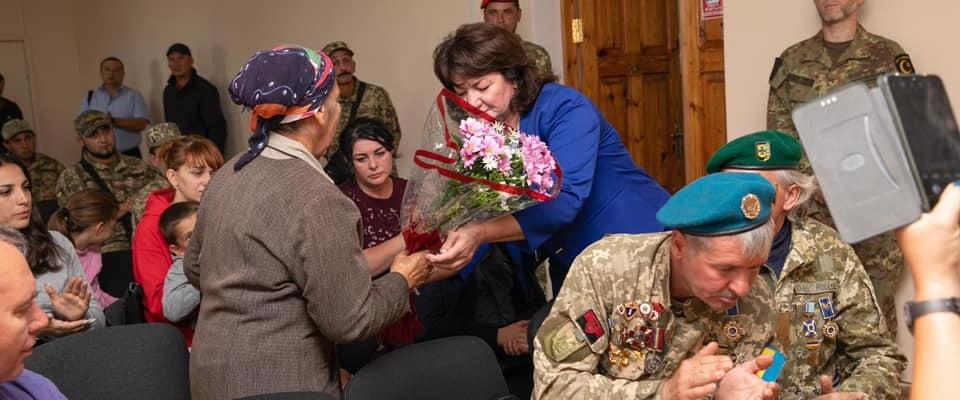 «Есть матери, благословившие на защиту Украины трех сыновей, двух сыновей и дочь, и даже двух дочерей из семьи» — муфтий Саид Исмагилов