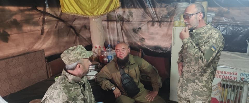 Помощь нуждающимся и поездка к защитникам Украины: имамы-капелланы на очередном выезде