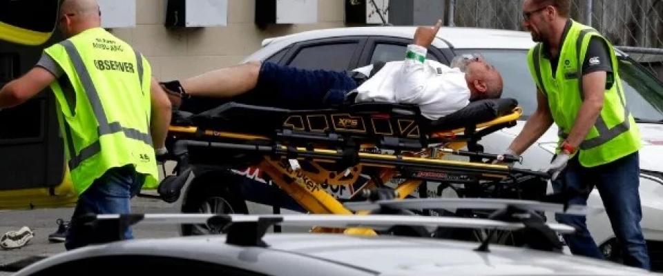 Щирі співчуття жертвам терористичних атак у Новій Зеландії та їхнім сім'ям