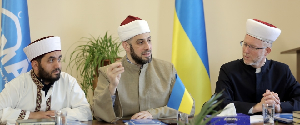 The dates of the beginning and the end of Ramadan were set by the Ukrainian Council for Fatwas & Researches