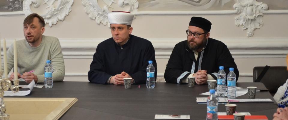 Імами-капелани долучилися до підписання Хартії про надання паліативної допомоги