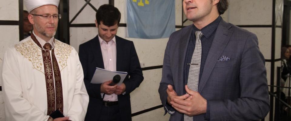 Міністра культури України нагороджено медаллю на урочистому іфтарі ДУМУ «Умма»