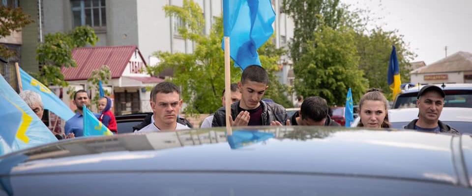 Поминальные мероприятия по случаю 76 годовщины депортации крымских татар
