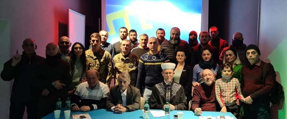Mufti and the Crimean Tatars' leader awarded the Muslim warriors