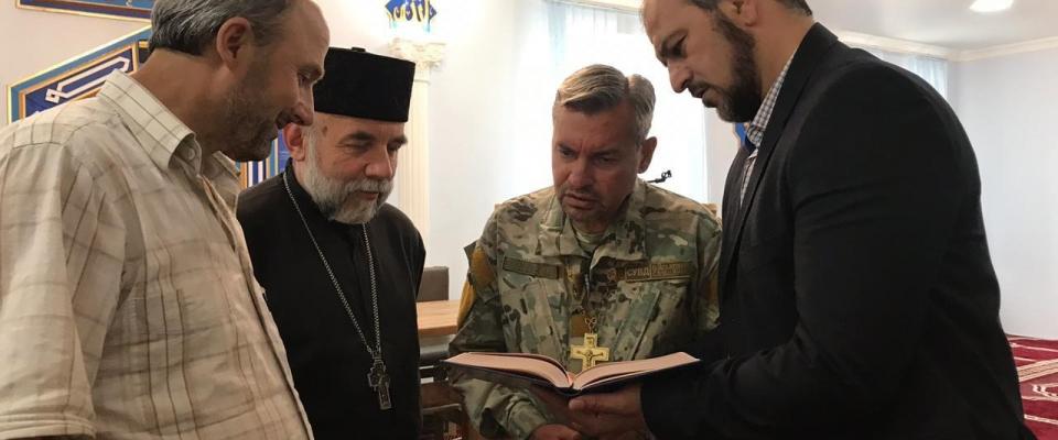 Добродійний іфтар у Сєвєродонецьку: допомогли нужденним і домовилися про міжрелігійний діалог