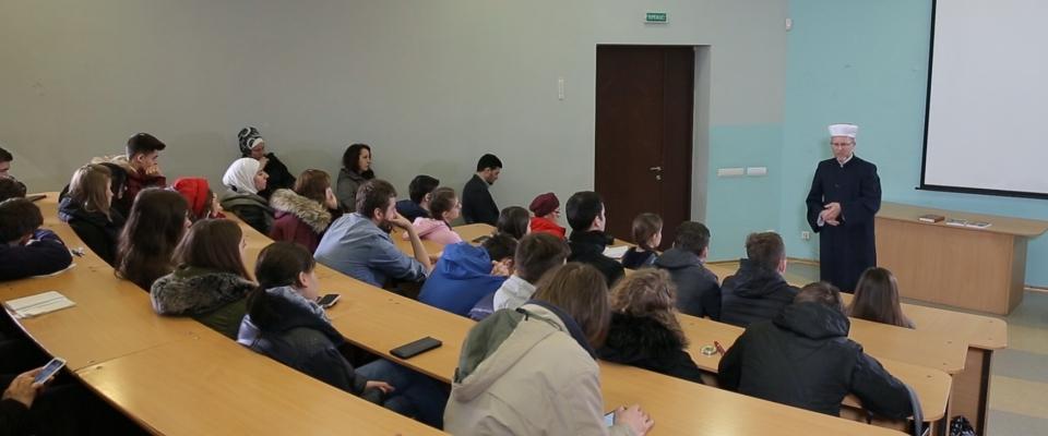 Більше спільного, ніж відмінного: результати спілкування студентів з муфтієм Саідом Ісмагіловим