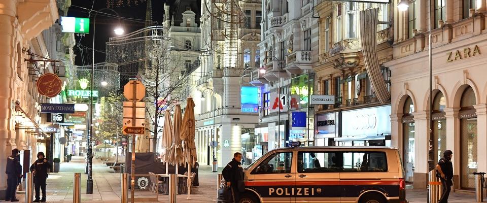 Віденські терористи не представляють ані іслам, ані мусульман