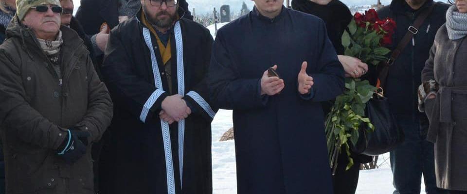 Імам Дніпра вшанував пам'ять жертв «Кривавого січня»