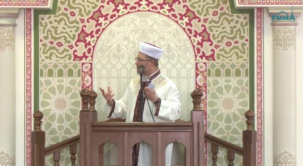 Ислам вернётся чужим