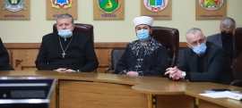 Новопризначений голова Запорізької ОДА зустрівся з членами Ради релігійних організацій