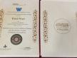 Премія Короля Йорданії до Всесвітнього тижня міжрелігійної гармонії: ВРРО посіла III місце