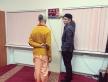 Очільник вайшнавської громади в гостях в мечеті ІКЦ Дніпра