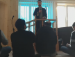 Імам Євген Глущенко прочитав проповідь в ІКЦ Львова
