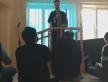 Имам Евгений Глущенко прочитал проповедь в ИКЦ Львова