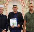 Добровольця ПС Ленура Ібадуллаєва нагороджено медаллю «За служіння Ісламу та Україні» — посмертно