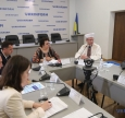Саід Ісмагілов — про спроби «залякати Україну мусульманами» на круглому столі про насильство за релігійною ознакою