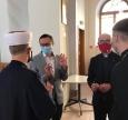 Киевский пастор Немецкой евангелическо-лютеранской церкви Украины господин Матиас Лазу