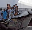 Наші молитви — з постраждалими в авіакатастрофі в Пакистані та їхніми близькими