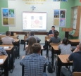 Лекция об Исламе для будущих экономистов: Саид Исмагилов в Национальном университете ДФС Украины