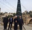 Муфтій Саід Ісмагілов у гостині у християн Йорданії