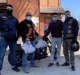 Ежедневные обеды до конца карантина для нуждающихся Днепра от турецких благотворителей
