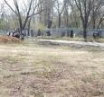 Нове мусульманське кладовище в Рубіжному: перше поховання