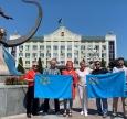 Заходи до Дня кримськотатарського прапора