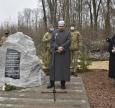 На місці загибелі Аміни Окуєвої встановили меморіал