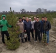 Cut in Fine Before Quarantine: Severodonetsk Muslims Planted 1200 trees