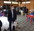 Malaysian Ambassador Donates Money for Grocery Packs for Poor Ukrainian Muslims on Behalf on the Embassy