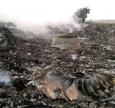 Cпівчуття з приводу катастрофи літака на Донеччині
