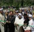 Відкриття Соборної мечеті в Луганську