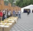 Вони не відчуватимуть голоду у ночі Рамадану: акція допомоги вимушеним переселенцям у київському ІКЦ