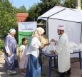 Курбан в ісламських центрах: понад 21 тонна м'яса для нужденних!