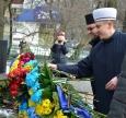 Імами ДУМУ «Умма» віддали данину пам'яті Кобзареві