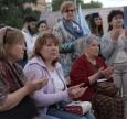 Молитви про одне: вечір пам'яті до 74 річниці депортації кримських татар на Софійській площі