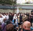 Муфтій мусульман України долучився до спільної молитви за загиблими під Іловайськом