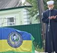 У Дніпрі відкрили пам'ятний знак Ісі Мунаєву на вулиці, що тепер носить його ім'я