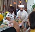 Сєвєродонецький імам відвіз вихованцям інтернату подарунки до початку навчального року