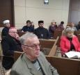 На засіданні Експертної ради з питань свободи совісті Запорізький імам говорив про право фотографування мусульманок на документи у хустині